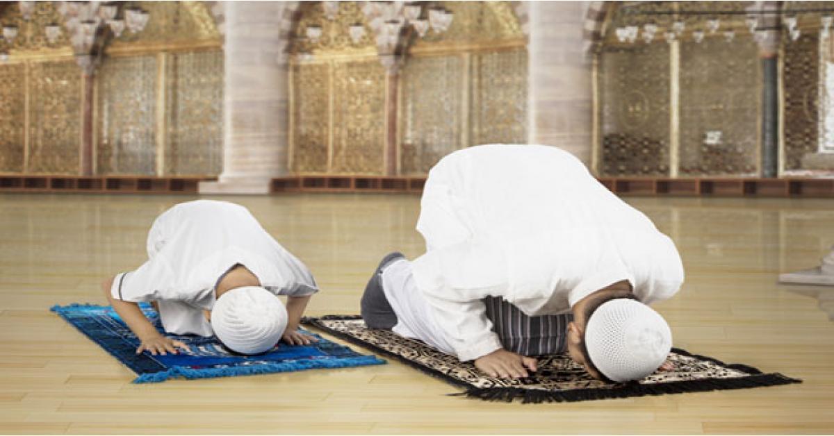 الصلاة واحكامها وشروطها