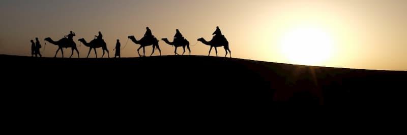 قصة النجاشي واول هجرة في الإسلام