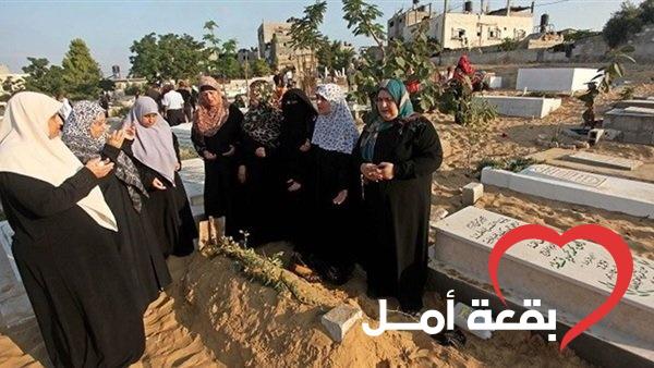 دعاء زيارة القبور لكل الرجال والنساء