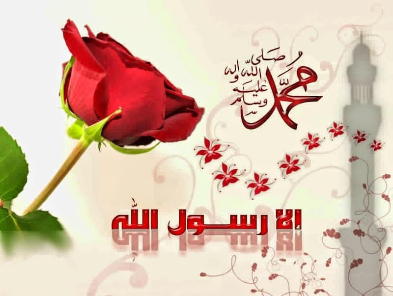 كلمات جميلة حول عبارات عن حب الرسول صلى الله عليه وسلم